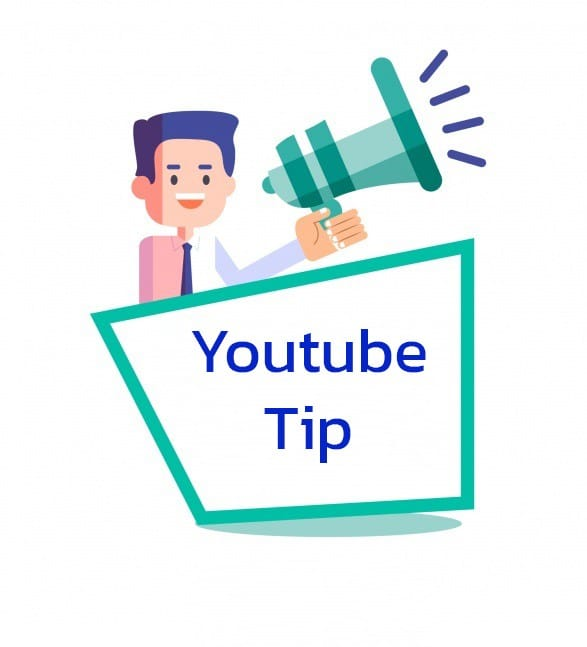 youtube tip