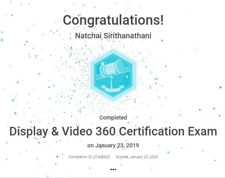 display video 360